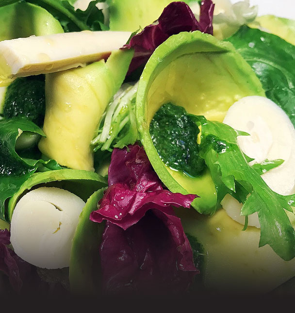 Ensaladas/vegetales