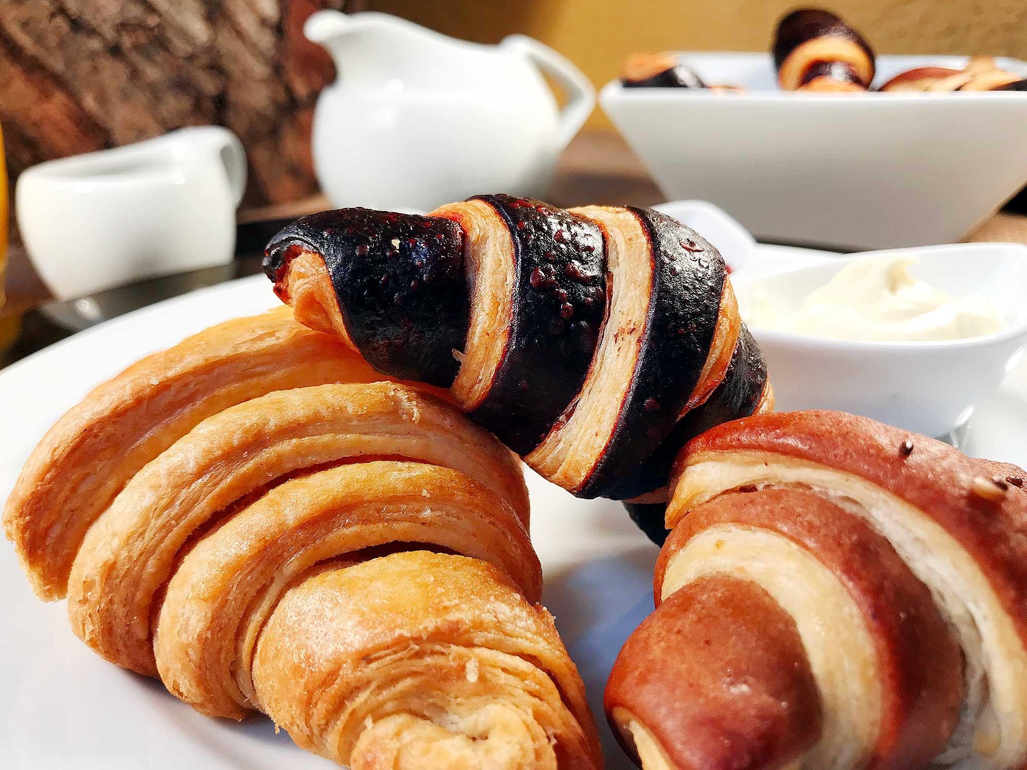 Croissants Petit Déjeuner