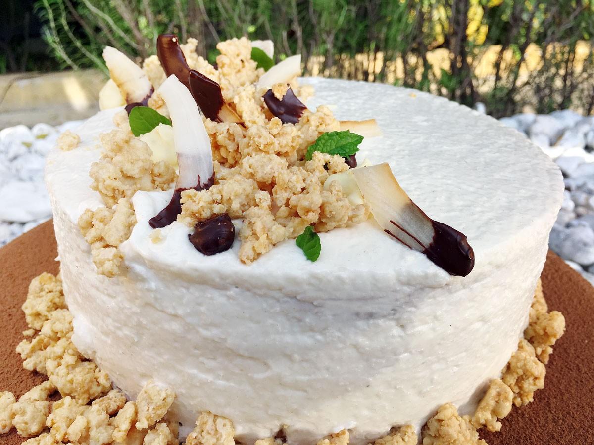 Torta de Coco (Pequeña)